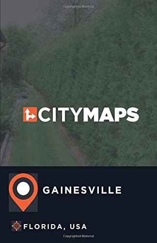 City Maps Gainesville Florida, USA ebook