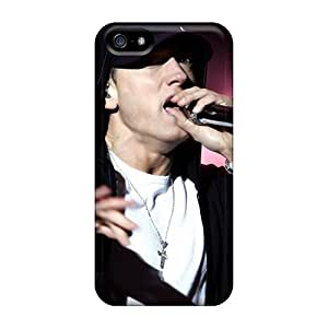 BeverlyVargo Cases Covers For Iphone 5/5s - Retailer Packaging Eminem Performing Protective Cases