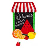 Summer Fruit Garden Flag Review