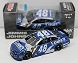 Lionel Racing C485865LOJJ Jimmie Johnson #48 Lowes 2015 Chevy SS 1:64 Scale ARC HT Official NASCAR Diecast Car