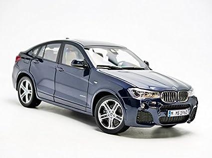Bleu Imp/érial BMW X4-2015 1//18 Paragon 97092