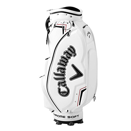 Callaway Tour Bags (.Callaway Golf Bags (Cart bag, Stand bag) (CG Tour Mini Staff, White))