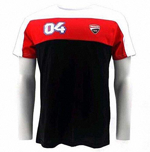 Best Crew Collar Custom Tee MotoGP Men T Shirts Ducati M-XXL