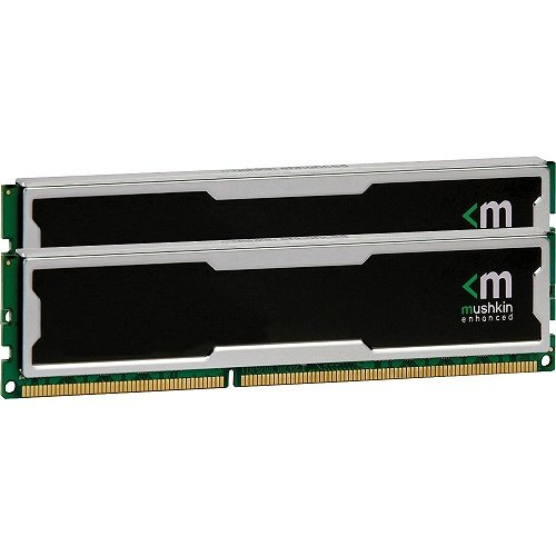 Mushkin Silverline PC3-10666 1333MHz DDR3 Model 996770 Desktop Memory 8GB (2x4GB)