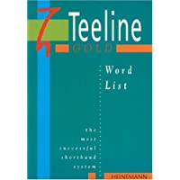 Teeline Gold: Word List