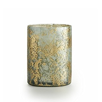 ILLUME Go Be Lovely Sugared Blossom Emory Glass (Illume Wax Candle)