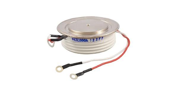Rectificador eDealMax 1.6kV 1000A caja de Metal KK rápido tiristor controlado de silicio: Amazon.com: Industrial & Scientific