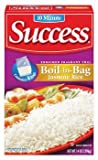 Success Boil in Bag 4 pk Jasmine Rice 14 oz (Pack of 12)