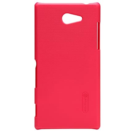 44fd79b65be Nillkin Super Frosted Hard Back Cover Shell Case For  Amazon.in  Electronics