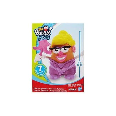 Mr. Potato Head Little Taters Princess Spudette: Toys & Games
