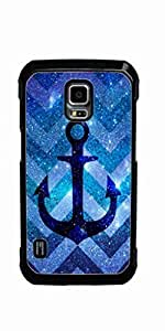 2015 popular Chevron Anchor Boat Hard Case for Samsung Galaxy S5 Active, Not for Galaxy S5