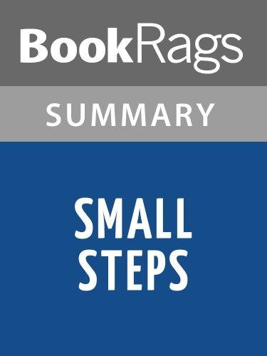 amazon com summary study guide small steps by louis sachar ebook rh amazon com Ginny by Louis Sachar Small Steps Louis Sachar Small Steps Kaira
