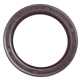 TCM 132062TC-BX NBR TC Type Buna Rubber 1.375 x 2.062 x 0.25 //Carbon Steel Oil Seal