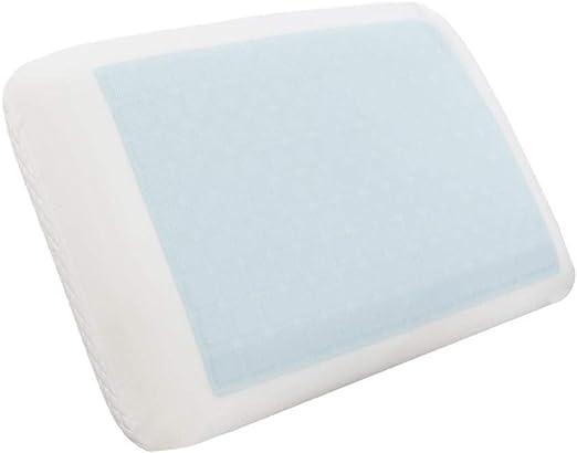 "23x15x5/"" Gel Sheeet Memory Cotton Bread Pillow Soft Sleeping Essential Tool USA"