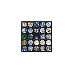 IXXI Victoria & Albert Plates Wall Art Décor - Small, 25 Cards