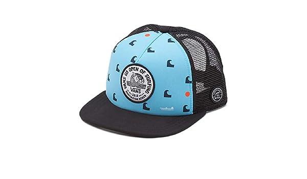 c58a210fb7 Amazon.com: Vans 2018 Vuso Lock Up Beach Girl Trucker Hat: Clothing