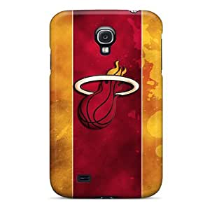Galaxy S4 GQv5730QFgV Miami Heat Logo Tpu Silicone Gel Cases Covers. Fits Galaxy S4