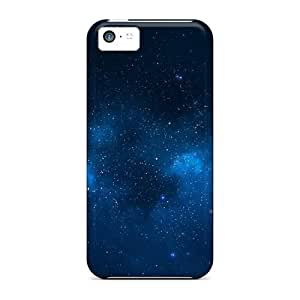 (tug2873ymdX)durable Protection Case Cover For Iphone 5c(night Sky Hd)