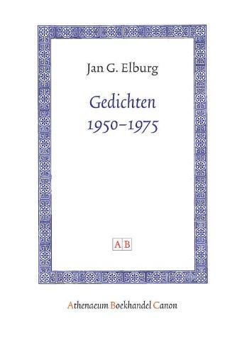 Gedichten 1950-1975 (Dutch Edition) pdf