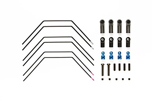 Tamiya XV01 STABILIZER SET - FRONT & REAR