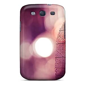 HenryAnaton Fashion Protective Leaf Case Cover For Galaxy S3