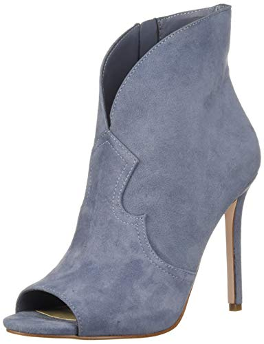 Jessica Simpson Women's JIVEN, ash Blue, 9 Medium - Leather Jessica