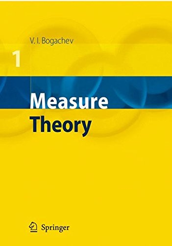 measure theory bogachev buyer's guide