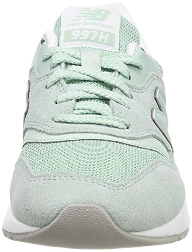 white Femme Blanc Ca Baskets 997 Balance Agave New white qwS0tfIn