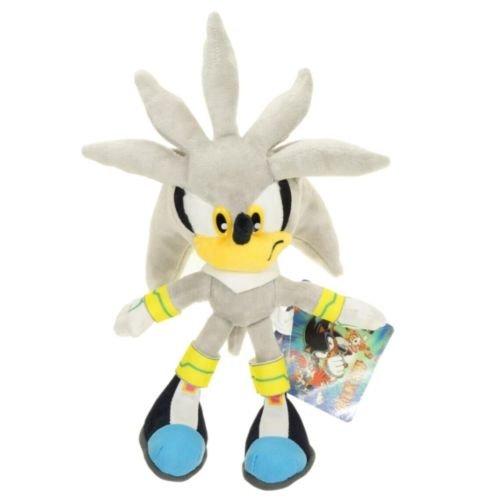 Shalleen Sonic The Hedgehog Sega Sonic Plush Doll Stuffed Animal Soft Figure Toy 11