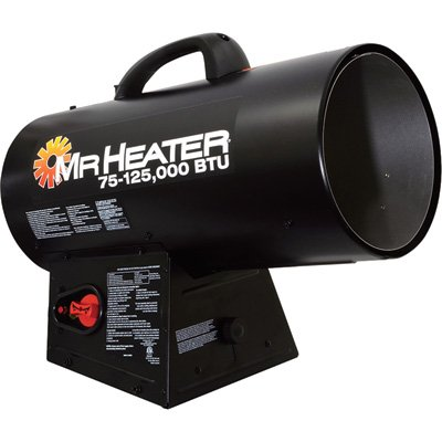 quiet forced air heater - 2