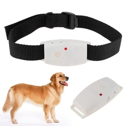 Dfunlife Pet¡¯s Ultrasonic Repeller with LED Indicator Repells Flea Ticks and Mosquito