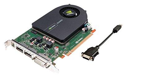Dell nVidia Quadro 2000 1GB PCI-E 2.0 x16 Video Graphics Car