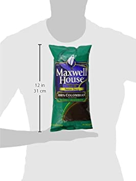 Amazon.com : Maxwell House Instant 100% Colombian Coffee, 8-Ounce Container : Grocery & Gourmet Food