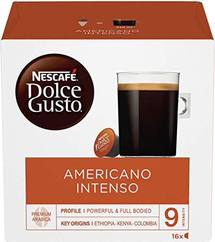 nescafe dolce gusto dark roast - 2