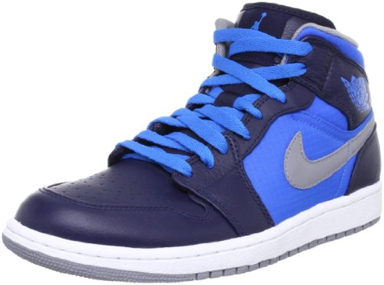 Air Jordan 1 1 1 Phat Mid Mens Basketball Shoes 364770-405 6d1cf3