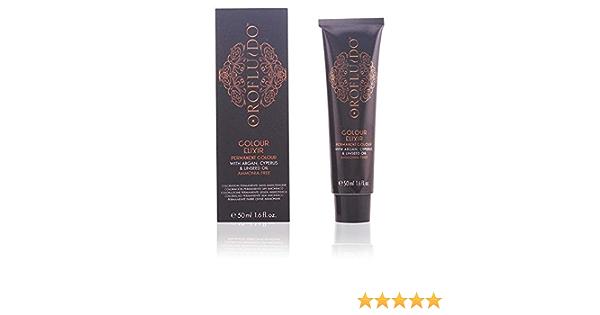 Orofluido Colour Elixir Tinte Permanente, Tono 3 Dark Brown - 50 ml