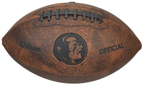 Florida State Leather Football - 1