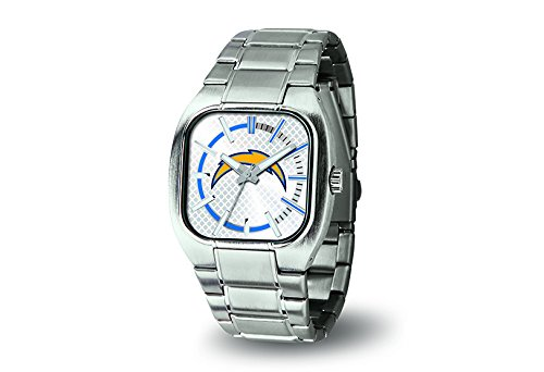 NFL San Diego Chargers Turbo Watch, Silver