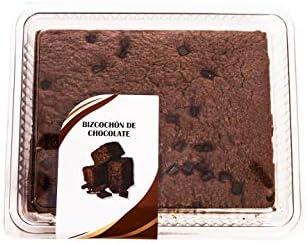 Lázaro Bizcocho de Chocolate con Trocitos de Chocolate, 350g, Pack de 4: Amazon.es: Alimentación y bebidas