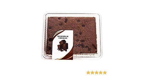 Lázaro Bizcocho de Chocolate con Trocitos de Chocolate, 350g, Pack ...
