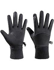 Winter Warm Handschoenen Fleece Winddicht Waterdicht Touchscreen Sport Fietsen Skiën Fiets Outdoor Werkhandschoenen