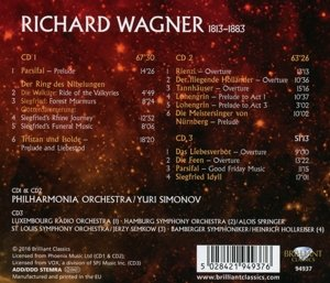 Wagner: Complete Overtures & Orchestral Music from the Operas