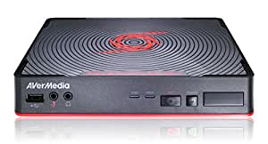AVerMedia Game Capture HD 2, High Definition 1080p, Record, Commentate, Edit and Upload without a PC, Stand Alone Video Recorder, PVR, DVR (C285)