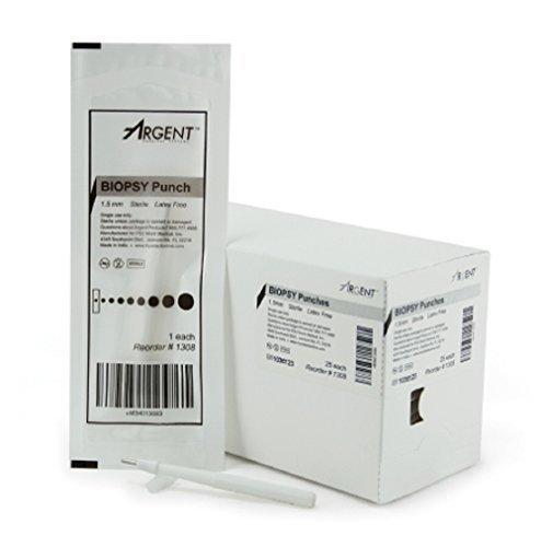 McKesson Argent - Biopsy Punch - Dermal - 1.5 mm - 25pcs/Box