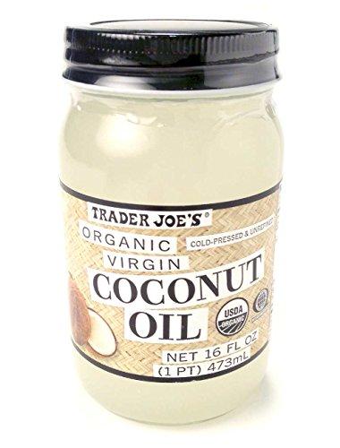 Trader Joes Organic Virgin Coconut product image