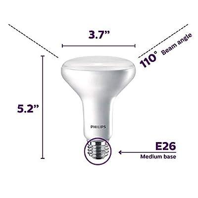 Philips 541045 LED Light Bulb, 12 Pack, 5000K, Piece
