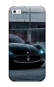 New Style Chrislmes Hard Case Cover For Iphone 5c- Maserati Granturismo 5