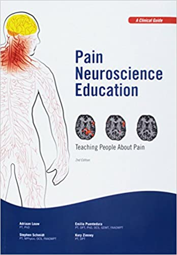 Pain Neuroscience Education: Teaching People About Pain (8748-2), 2nd Edition - Original PDF