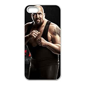 WWE iPhone 5 5s Cell Phone Case White vdq
