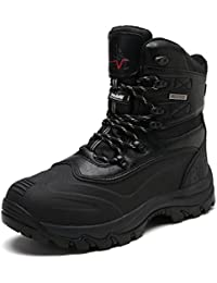 Men's Insulated Waterproof Construction Rubber Sole...